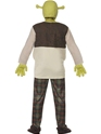 Adult Shrek Costume  - Side View - Thumbnail