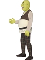 Adult Shrek Costume  - Back View - Thumbnail