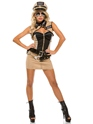 Adult Sizzlin' Sheriff Costume  - Side View - Thumbnail