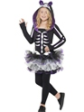 Child Skelly Cat Costume Thumbnail