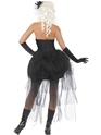 Adult Skelly Von Trap Costume  - Side View - Thumbnail