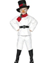Child Snowman Costume Thumbnail