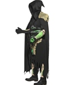 Adult Deluxe Soul Reaper Costume  - Side View - Thumbnail