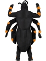 Adult Spider Costume  - Side View - Thumbnail