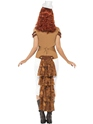 Adult Steam Punk Wild West Costume  - Side View - Thumbnail