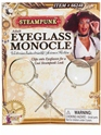 Steampunk Eyeglass Monocle Clip  - Back View - Thumbnail