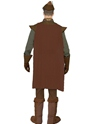 Adult Storybook Robin Hood Costume  - Side View - Thumbnail