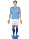 Adult Subbuteo Blue Strip Costume Thumbnail