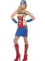 Adult Super Hot Hero Costume Thumbnail