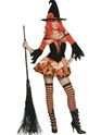 Adult Tainted Garden Wicked Witch Costume Thumbnail