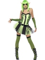 Adult Tainted Garden Wild Ivy Elf Costume Thumbnail