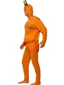 Adult Tango Man Costume  - Back View - Thumbnail