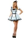 Adult Teacup Tease Alice Costume Thumbnail
