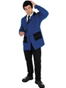 Adult Blue Teddy Boy Costume Thumbnail