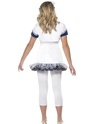 Teen Miss Sailor Girl Costume  - Side View - Thumbnail