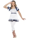 Teen Miss Sailor Girl Costume Thumbnail