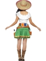 Adult Tequila Shooter Girl Costume  - Side View - Thumbnail