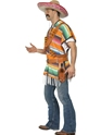 Adult Tequila Shooter Guy Costume  - Back View - Thumbnail