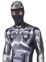 Adult Deluxe Terminator 2 Endoskeleton Costume  - Back View - Thumbnail