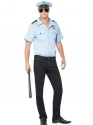 Adult Police Officer Costume Thumbnail