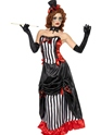 Adult Theatre Macabre Madame Vamp Costume Thumbnail