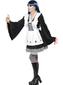 Adult Tokyo Dolls Gothic Alice Costume  - Back View - Thumbnail