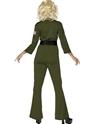 Adult Top Gun Aviator Costume  - Side View - Thumbnail