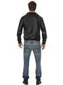 Adult Top Gun Bomber Jacket  - Back View - Thumbnail