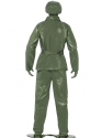 Adult Toy Soldier Costume  - Side View - Thumbnail