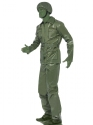 Adult Toy Soldier Costume  - Back View - Thumbnail