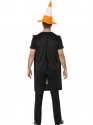 Adult Traffic Light Costume  - Back View - Thumbnail