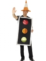 Adult Traffic Light Costume Thumbnail