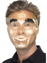Transparent Male Face Mask  - Side View - Thumbnail