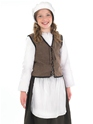 Child Tudor Kitchen Girl Costume Thumbnail