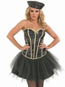 Adult Tutu Army Girl Costume Thumbnail