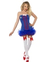 Adult Tutu Sailor Costume Thumbnail