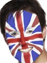 Union Jack Face Painting Kit Thumbnail