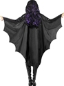 Adult Vampire Bat Wings  - Back View - Thumbnail