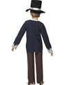Child Victorian Poor Boy Costume  - Side View - Thumbnail