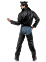Adult Village People Biker Costume  - Side View - Thumbnail