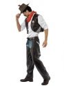 Adult Village People Cowboy Costume  - Back View - Thumbnail