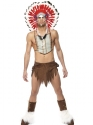 Adult Village People Indian Costume Thumbnail
