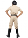 Adult Village People Motorcycle Cop Costume  - Side View - Thumbnail