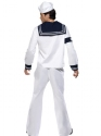 Adult Village People Navy Costume  - Side View - Thumbnail