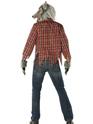 Adult Werewolf Costume  - Side View - Thumbnail
