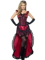 Adult Western Authentic Brothel Babe Costume Thumbnail