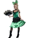 Adult Western Saloon Girl Costume Thumbnail