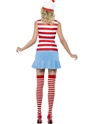 Adult Where's Wenda Wally Cutie Costume  - Back View - Thumbnail