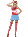 Adult Where's Wenda Wally Cutie Costume Thumbnail