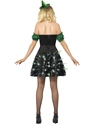Adult Fever Wicked Witch Light Up Costume  - Side View - Thumbnail